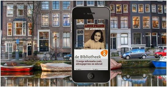 WebbiebNL producten voor bibliotheken 'BookFinder App'