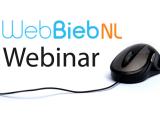 Doe mee aan de eerste live webinar vanWebbiebNL