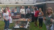 BBQ na afloop van de WebbiebNL Summer School 2013