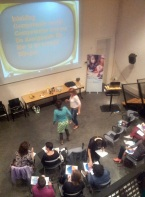 Impressie 2e themamiddag 'Mediacoach in de praktijk voor bibliotheken' - juni 2014