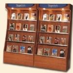 Toptitelsmeubel, Retailformule in retrostijl | WebbiebNL Haal meer uit je online bibliotheek