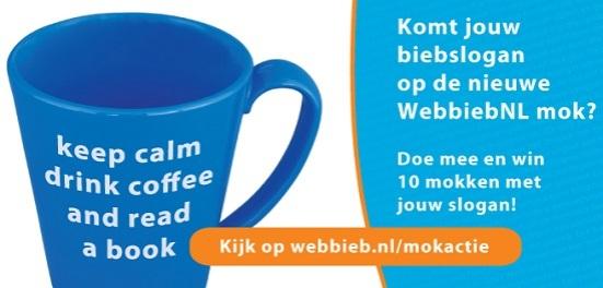 WebbiebNL | Haal meer uit je online bibliotheek, trainingen, advies en oplossingen voor bibliotheken
