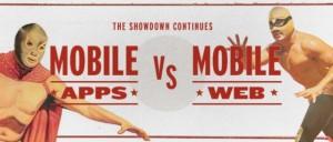 Wat is de toegevoegde waarde van een app naast het mobiele web?