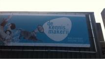 Kennismakerij - werkplaatsbibliotheek of bibliotheek nieuwe stijl in Tilburg