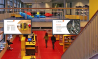 WebbiebNL training Maak je eigen contentplan voor narrowcasting in de bibliotheek