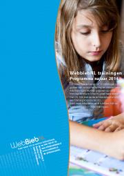 Trainingen voor bibliotheken najaar 2014