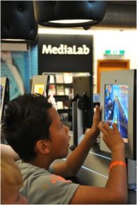 Medialab bibliotheek Kennemerwaard - WebbiebNL Haal meer uit je online bibliotheek
