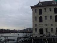 Blog over de bibliotheek van het Scheepvaartmuseum