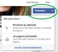 Een Facebook advertentie maken, hoe doe je dat?