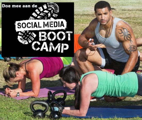 Doe mee aan de Social Media Bootcamp voor werkzoekenden en ondernemers | Webbieb
