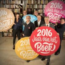 2016 jaar van het boek, 3 voors en tegens (foto: KB)