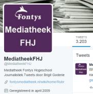 FHJ Mediatheek, 5 vragen aan Brigitte Goderie