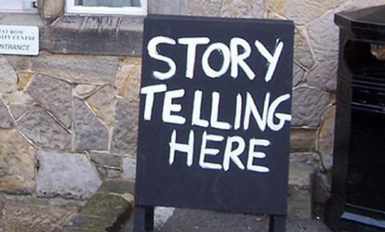 Storytelling voor je bibliotheek 7 tips