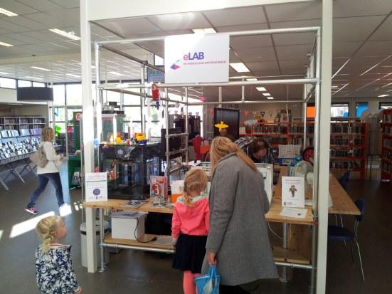 6 redenen waarom het MediaLab van Bibliotheek Rijn & Venen succesvol is.