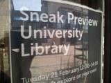 Sneak preview vernieuwde Erasmus Universiteitsbibliotheek