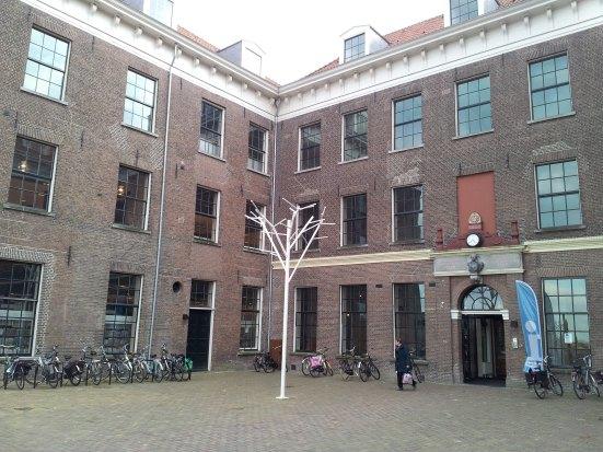 Nieuwe bibliotheek in de Stadskazerne Kampen