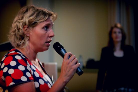 Dagvoorzitter Anketrien Schillhorn Van Veen - Webbieb Summer School