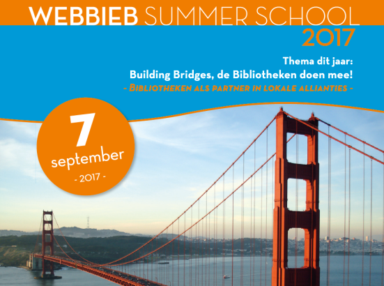 Webbieb Summer School 2017 Building Bridges