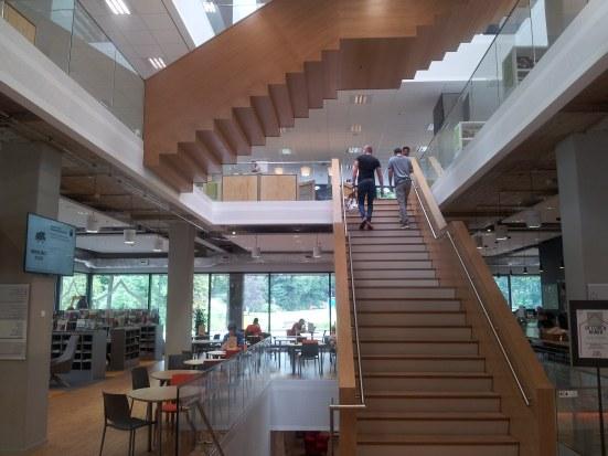 Nieuwe Stadkamer Bibliotheek in Zwolle | Webbieb |